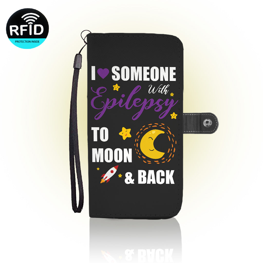 Awesome Epilepsy Wallet Case