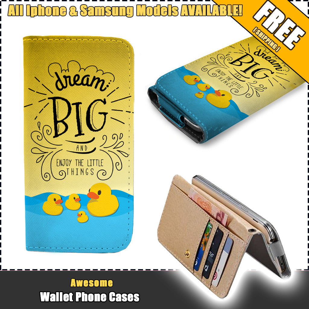 Awesome Baby ducks Wallet Case  (Today ONLY Discount)