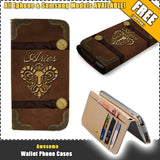 Awesome Aries Wallet Case   (Today ONLY Discount)