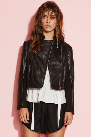 Badlands Leather Jacket