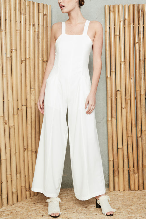 LOW FREQUENCY JUMPSUIT
