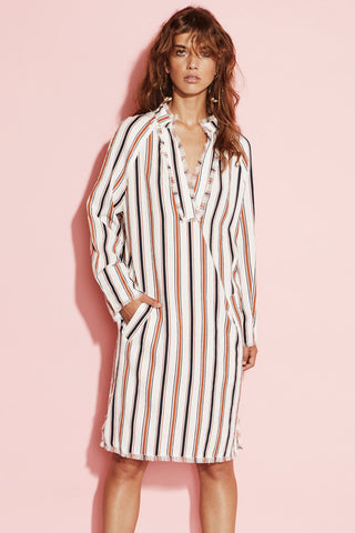 Mediator Shirt Dress
