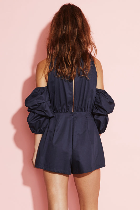 SOLITAIRE PLAYSUIT