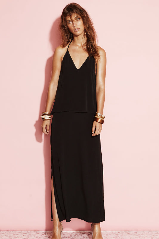TOO LATE MAXI DRESS