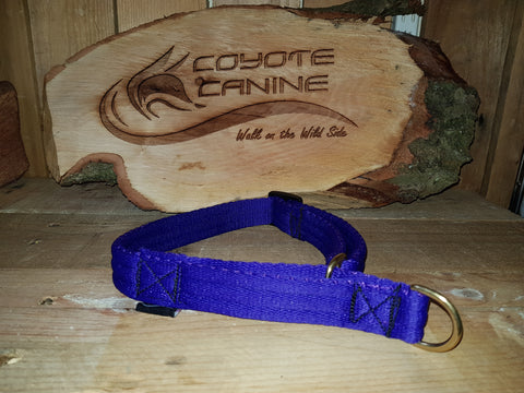 Semi Slip Collar - Airwebbing - Harrison's Pet Supplies