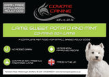 Coyote Canine Grain Free Food 24kg Mix - 4 x 6kg bags - Harrison's Pet Supplies