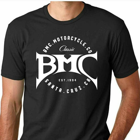 BMC Motorcycles Company CLASSIC CIRCLE T - BMC Motorcycle Co.