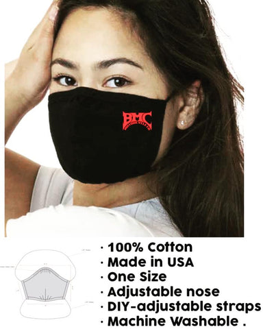 BMC Mask - 3 PACK