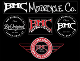 BMC STICKER PACK - OG SERIES STICKERS