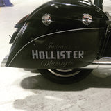 INDIAN CHIEFTAIN BAG EXTENSIONS - BMC Motorcycle Co.