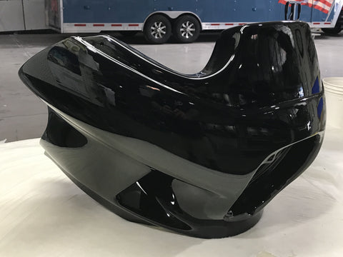 BMC Custom Harley Fairing Kit for FXR / DYNA - custom dyna fairing