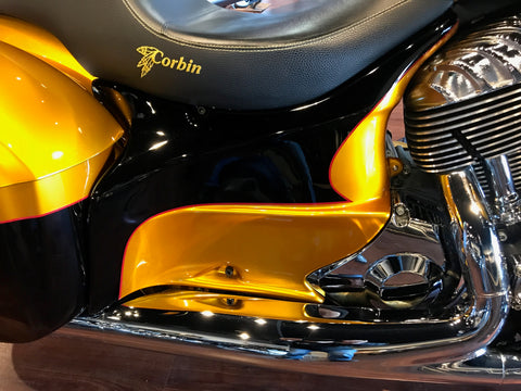 INDIAN CHIEFTAIN SIDE COVERS