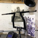 CUSTOM HARLEY HANDLEBARS FOR ROAD GLIDES