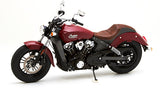 BMC / CORBIN - BRAVE SADDLE - CUSTOM MOTORCYCLE SEAT FOR INDIAN SCOUT MODELS - BMC Motorcycle Co.