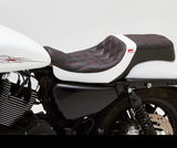 "BMC / CORBIN ""THE WIDOWMAKER"" Custom Seat (Sportster 2007 - 2018) 4.5 Gallon - BMC Motorcycle Co."