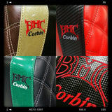 "BMC / CORBIN ""THE WALL"" Custom Seat DYNA/FXR - All Years - BMC Motorcycle Co."