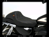 Custom Harley Seat (Sportster 2007 - 2018) 3.3 gallon - BMC Motorcycle Co.