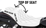 BMC / CORBIN - WIDOWMAKER - CUSTOM SEAT FOR DYNA / FXR - ALL YEARS - BMC Motorcycle Co.