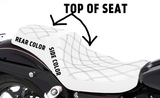 "BMC / CORBIN ""THE WIDOWMAKER"" Custom Seat (Sportster)"