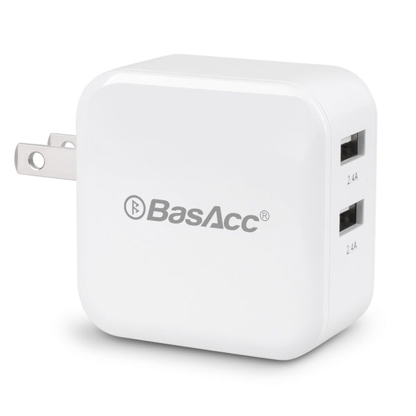 Universal 4.8A 2-Port USB Travel Charger