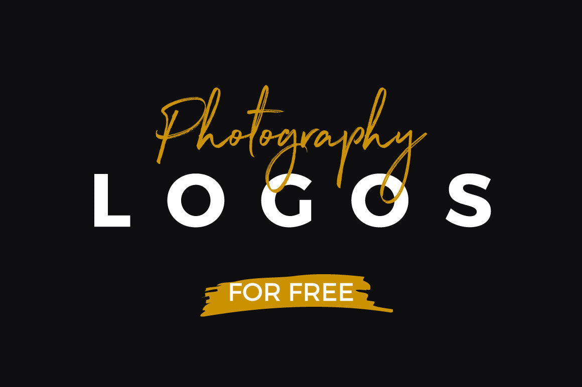 10 Free Photography Logo Templates Creativebooster
