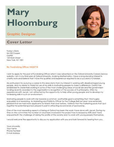 Free Picture Perfect Cover Letter Template in Microsoft Word ...