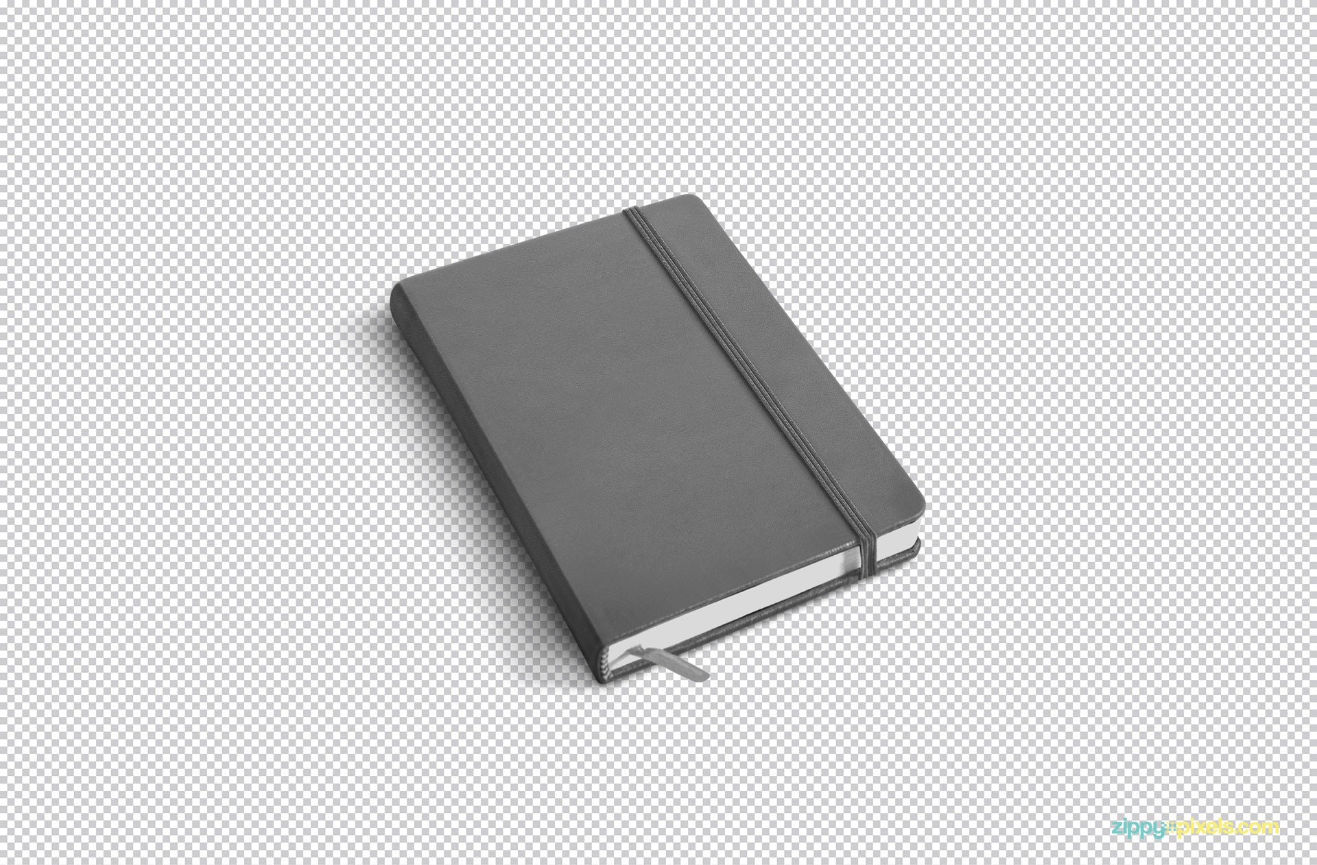 Free Notebook Mockup PSD  CreativeBooster