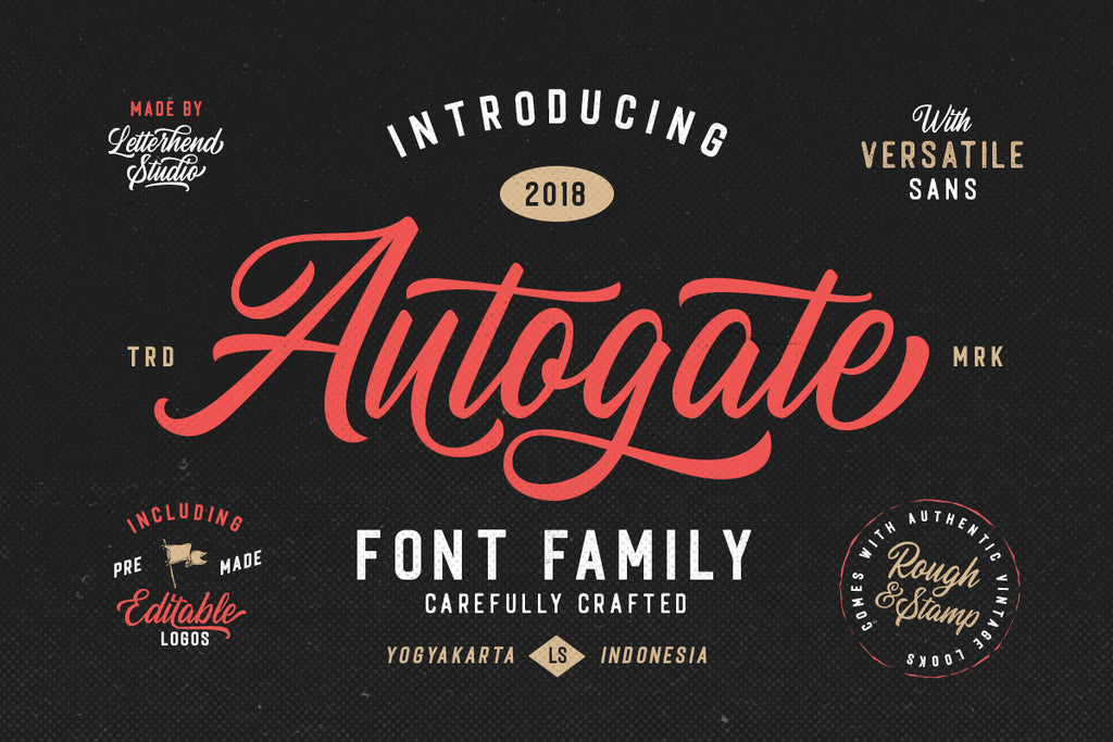 4368+ Best Free Fonts for Anyone 2019 (Script, Display