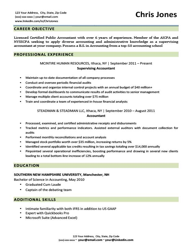 Free Basic Chameleon Resume Templates In Microsoft Word