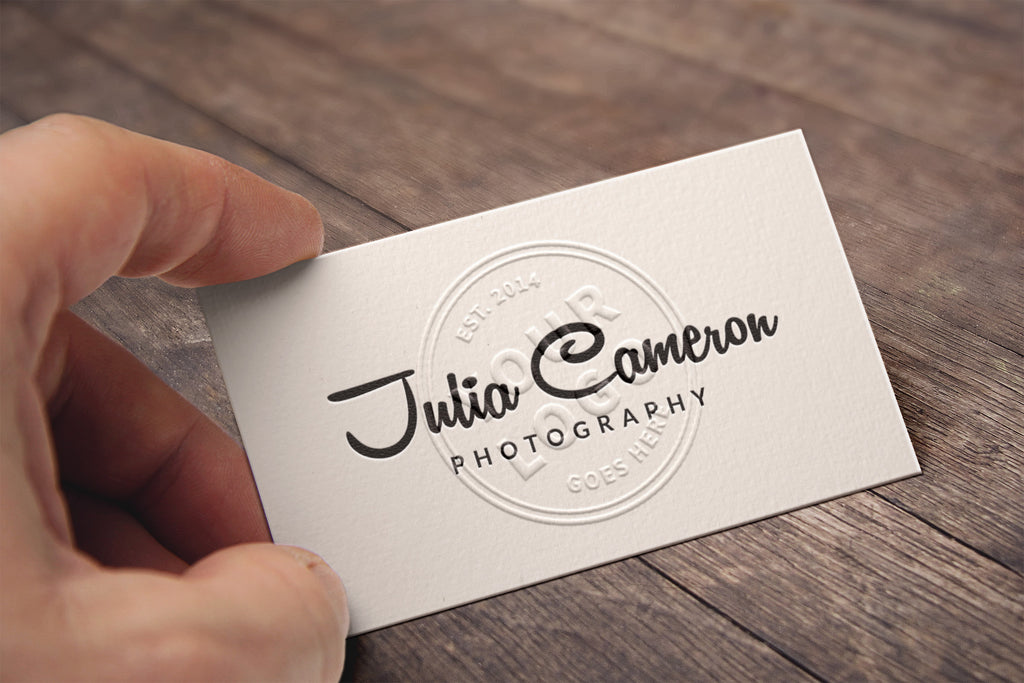 Free business card mockups creativebooster free hand helding a business card mockup colourmoves