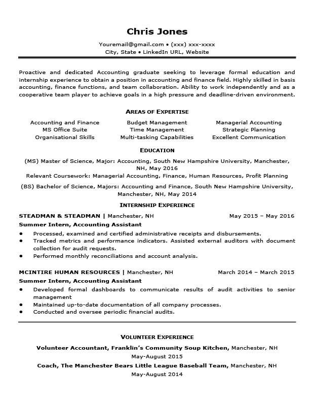 Entry Level Resume Template Word 19