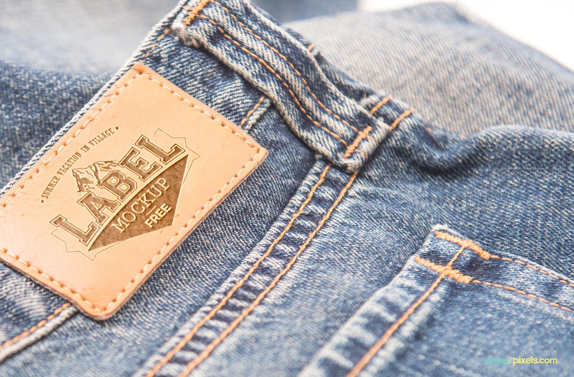 free 2 clothing label mockups creativebooster