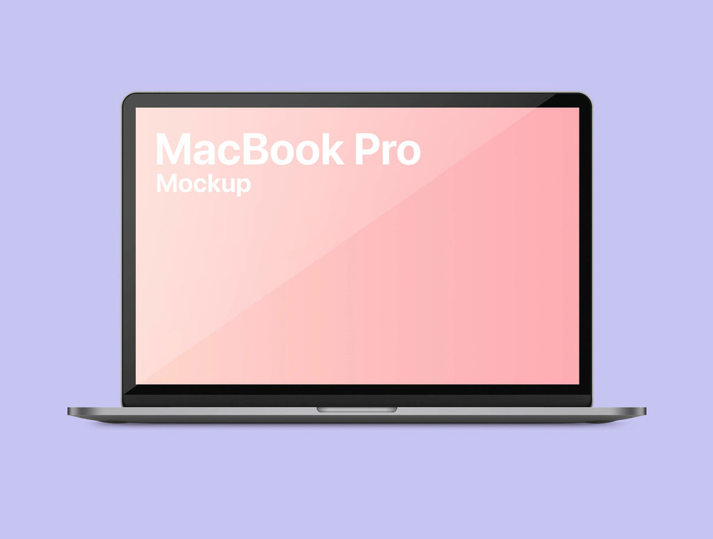 Free Macbook Mockups - CreativeBooster