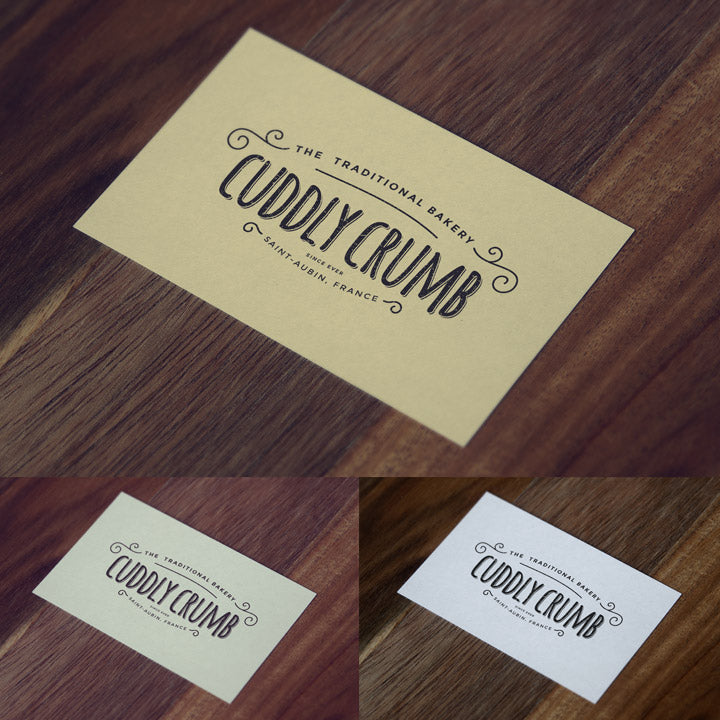 Free a simple business card on old wood creativebooster free a simple business card on old wood colourmoves