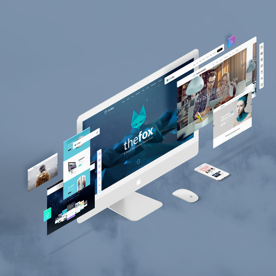 free the website screen display designs perspective psd mockup