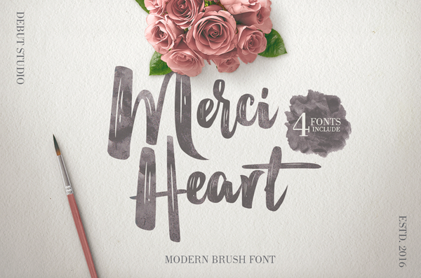 Free Fonts from Dafont tagged