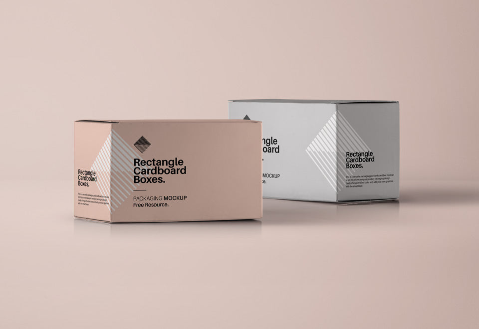 Free Cool Psd Box Mockup From Side View Creativebooster