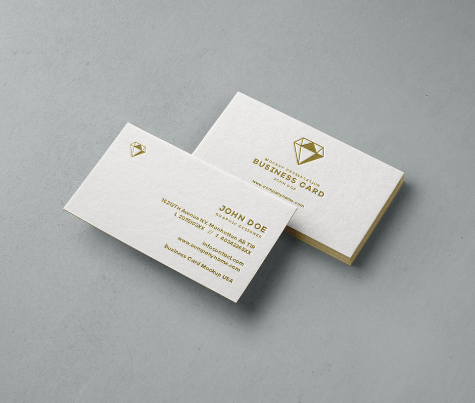 Free psd business card mock up creativebooster free psd business card mock up reheart Gallery