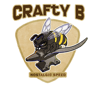 Crafty-B Nostalgic Speed