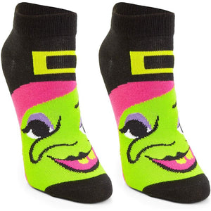 Halloween Ankle Socks for Adults (5 Pairs)