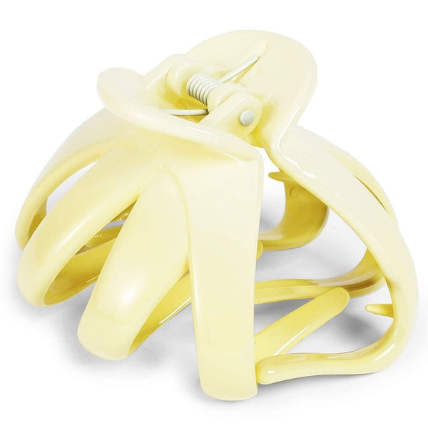 8 Prong Banana Hair Clip (3 x 2.5 in, 6 Pack)