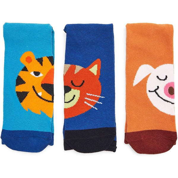Crew Socks for Men and Women, Animal Gifts(7 Pairs)