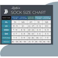 Scallop Pointelle Dress Socks for Women (7 Pairs)