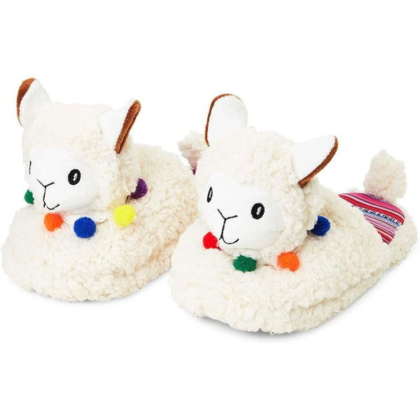 Zodaca Llama House Slippers (US Women 9 -11)