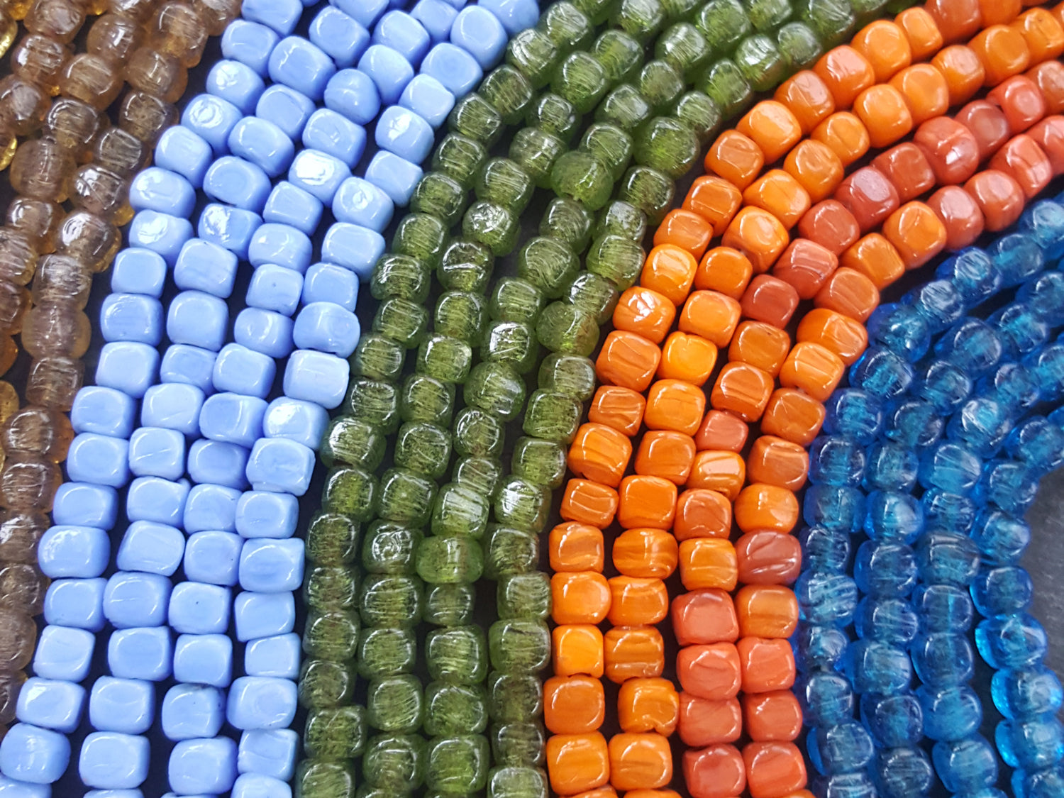 buy bead bulk polished seed traditional in czech mixes glass fire beads