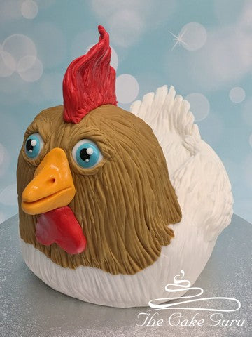 Rooster/Chicken Cake