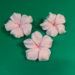 Sugar blossom tutorial - three sugar blossoms