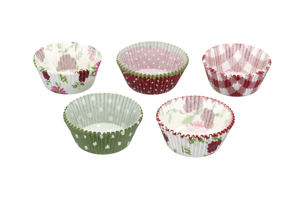 Pack of 250 Assorted Garden Party Cupcake Cases