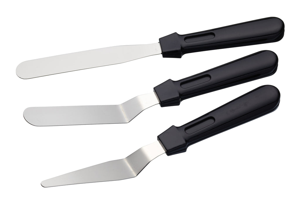 Set of 3 Palette Knives