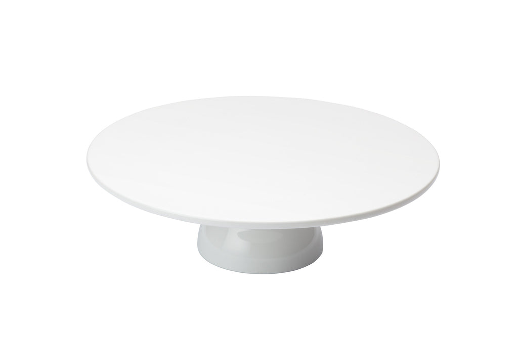 Porcelain Footed Cake Stand